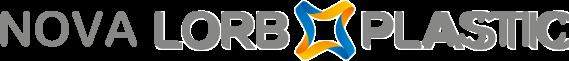 Nova Lorb Plastic – Molas plásticas, Organizador de fios, Tubos em PEAD, Tubetes para Bobinas Logotipo