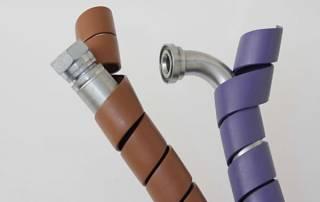 Mola Plástica de Proteção Espiral para Mangueiras